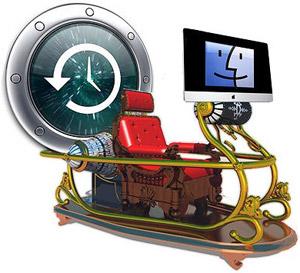 כלי time-machine גיבוי אפל